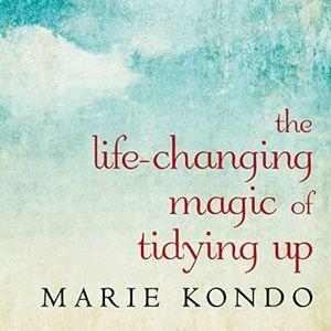 The Life-Changing Magic of Tidying Up hard copy